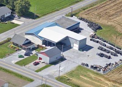 Centre du pneu - Upton - Constructions Deslandes