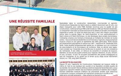 Histoires à succès de Saint-Hyacinthe